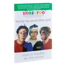 Snazaroo 'Special Effects Guide' 1 PKG